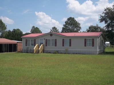 Starke, FL home for sale located at 638 NE 154TH Way, Starke, FL 32091