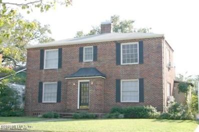 Jacksonville, FL home for sale located at 938 Cordova Pl UNIT 1, Jacksonville, FL 32207