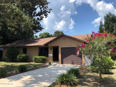 St Augustine, FL home for sale located at 510 A St, St Augustine, FL 32080