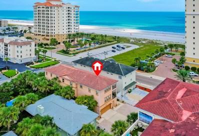 110 10TH Ave S UNIT B, Jacksonville Beach, FL 32250 - #: 1011383