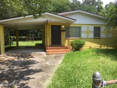 6805 Homer Rd E, Jacksonville, FL 32209 - #: 1011516