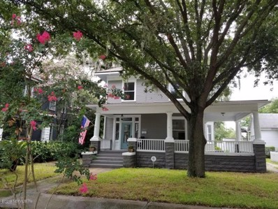 Jacksonville, FL home for sale located at 1337 Hubbard St, Jacksonville, FL 32206