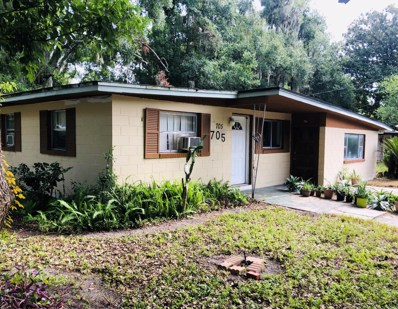Jacksonville, FL home for sale located at 705 E 59TH St, Jacksonville, FL 32208