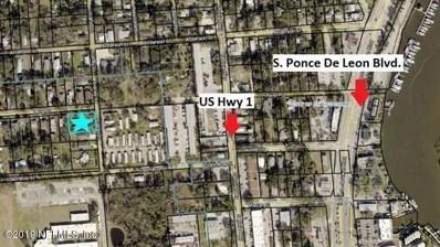 317 Lena St, St Augustine, FL 32084 - #: 1011707