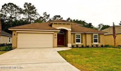 St Augustine, FL home for sale located at 137 Terracina Dr, St Augustine, FL 32092