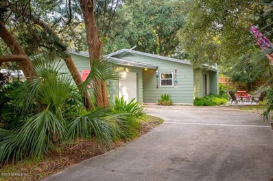 St Augustine, FL home for sale located at 316 Arpieka Ave, St Augustine, FL 32080