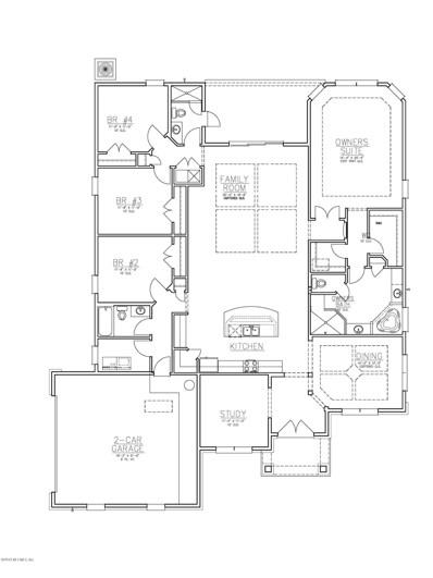 Orange Park, FL home for sale located at 1018 Jayla Cove, Orange Park, FL 32073