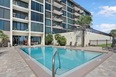 601 1ST St S UNIT 3E, Jacksonville Beach, FL 32250 - #: 1013232