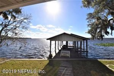 Crescent City, FL home for sale located at 134 Hubers Fish Camp Rd, Crescent City, FL 32112