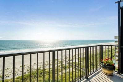 601 1ST St S UNIT 7F, Jacksonville Beach, FL 32250 - #: 1013582