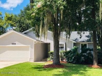 1594 Twin Oak Dr E, Middleburg, FL 32068 - #: 1014109