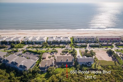 650 Ponte Vedra Blvd UNIT C, Ponte Vedra Beach, FL 32082 - #: 1014339