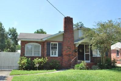 4734 Sappho Ave, Jacksonville, FL 32205 - #: 1014374