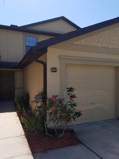 St Augustine, FL home for sale located at 505 Cabernet Pl, St Augustine, FL 32084
