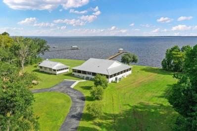Palatka, FL home for sale located at 652 Cedar Creek Rd, Palatka, FL 32177