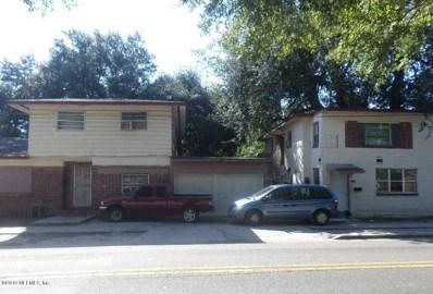 2306 Fairfax St, Jacksonville, FL 32209 - #: 1014891