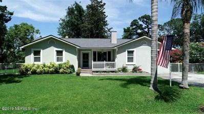 105 Terrapin Rd, St Augustine, FL 32086 - #: 1014946