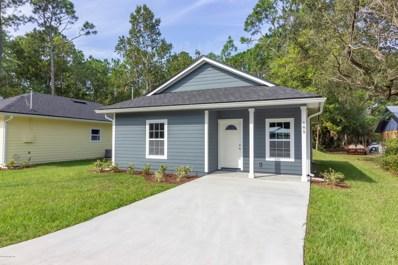St Augustine, FL home for sale located at 685 S Orange St, St Augustine, FL 32084
