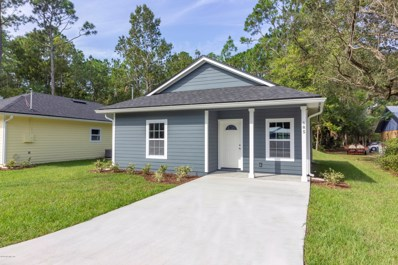 685 S Orange St, St Augustine, FL 32084 - #: 1015413