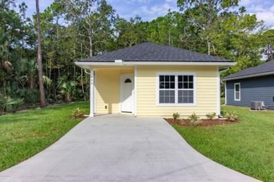 St Augustine, FL home for sale located at 695 S Orange St, St Augustine, FL 32084