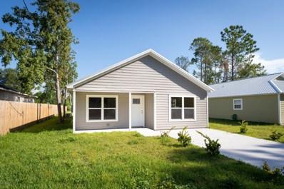 St Augustine, FL home for sale located at 870 Aiken St, St Augustine, FL 32084
