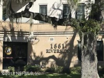 1661 Riverside Ave UNIT 316, Jacksonville, FL 32204 - #: 1015567