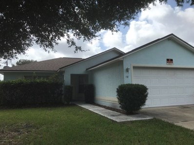 58 Fordham Ln, Palm Coast, FL 32137 - #: 1015690