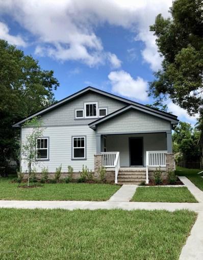 3875 Eloise St, Jacksonville, FL 32205 - #: 1015714