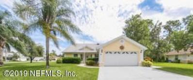 50 Banner Ln, Palm Coast, FL 32137 - #: 1015721