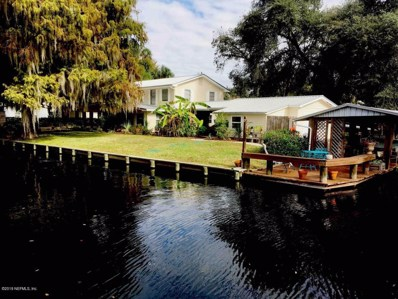 Crescent City, FL home for sale located at 117 Peggy Ln, Crescent City, FL 32112