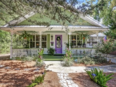 Fernandina Beach, FL home for sale located at 406 N 4TH St, Fernandina Beach, FL 32034