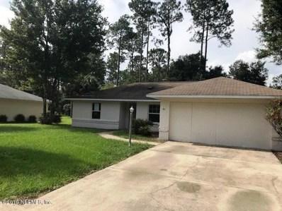 22 Richmond Dr, Palm Coast, FL 32164 - #: 1015929