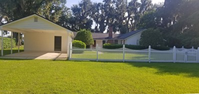 St Augustine, FL home for sale located at 8221 Hall Ln, St Augustine, FL 32092