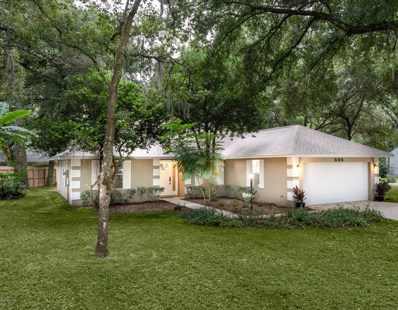 545 Wood Chase Dr, St Augustine, FL 32086 - #: 1016454