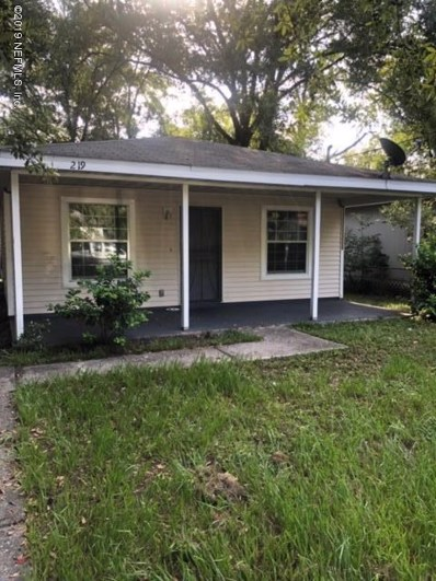 Jacksonville, FL home for sale located at 219 Shortreed St, Jacksonville, FL 32254