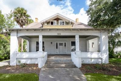 128 King St, St Augustine, FL 32084 - #: 1017982