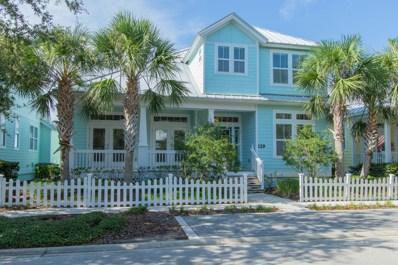 129 Island Cottage Way, St Augustine, FL 32080 - #: 1018006