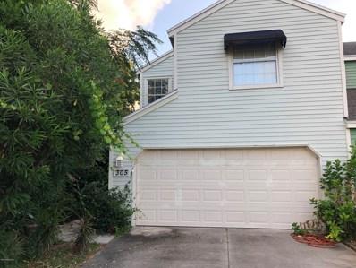 Neptune Beach, FL home for sale located at 305 Sunrise Cir, Neptune Beach, FL 32266