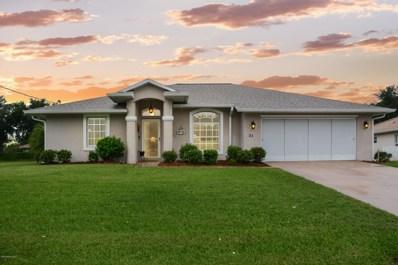 21 Farmsworth Dr, Palm Coast, FL 32137 - #: 1019579