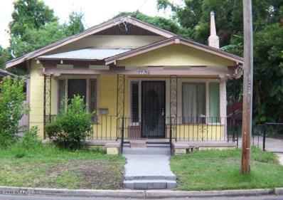 1708 Tyler St, Jacksonville, FL 32209 - #: 1019814