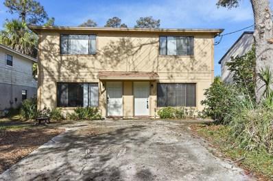 Atlantic Beach, FL home for sale located at 252 Poinsettia St, Atlantic Beach, FL 32233