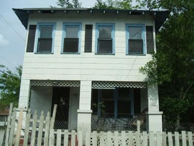 1427 Eaverson St, Jacksonville, FL 32209 - #: 1020045