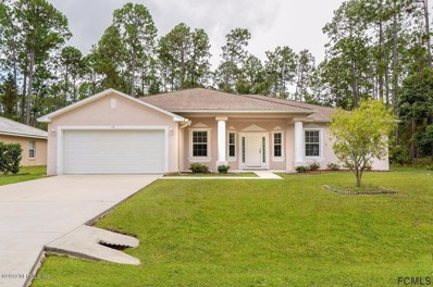 Palm Coast, FL home for sale located at 13 Rymshaw Pl, Palm Coast, FL 32164