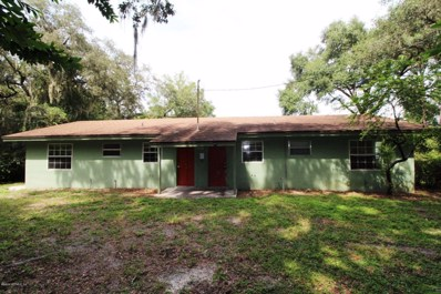 Hawthorne, FL home for sale located at 151 Depot Rd, Hawthorne, FL 32640