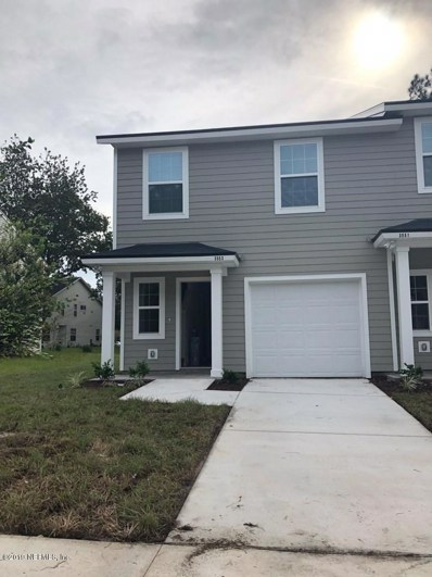 Jacksonville, FL home for sale located at 3553 Rain Forest Dr W, Jacksonville, FL 32277