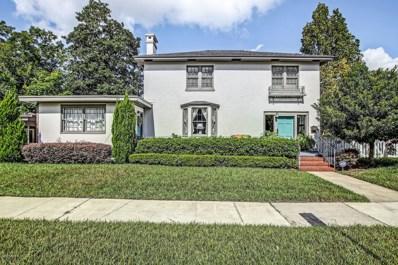 Jacksonville, FL home for sale located at 1420 Belvedere Ave, Jacksonville, FL 32205