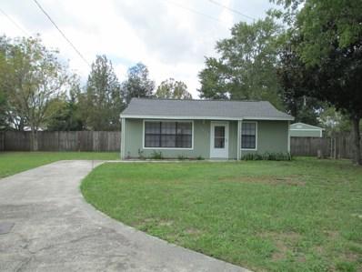 7523 Collins Ct, Jacksonville, FL 32244 - #: 1020749
