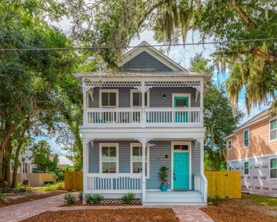 92 Oneida St, St Augustine, FL 32084 - #: 1020874