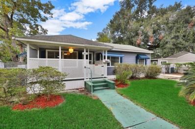 3401 St Nicholas Ave, Jacksonville, FL 32207 - #: 1021046