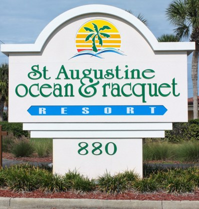 St Augustine, FL home for sale located at 880 A1A Beach Blvd UNIT 2306, St Augustine, FL 32080